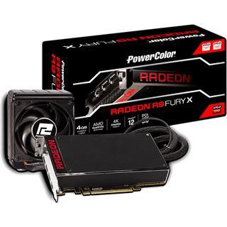4GB PowerColor Radeon R9 FURY X Hybrid PCIe 3.0 x16 (Retail)