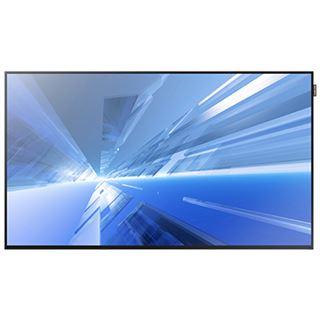 "48"" (121,92cm) Samsung Smart Signage DB48E schwarz 1920x1080 1xDVI/1xHDMI 1.3/1xVGA"