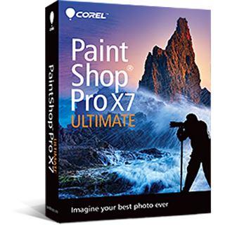 Corel Paintshop Pro X7 Ultimate englisch