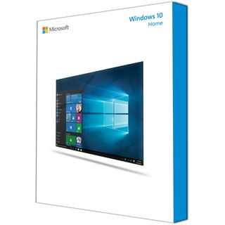Microsoft Windows 10 Home 64 Bit Deutsch DSP/SB