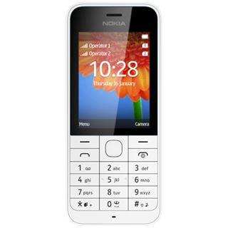 Nokia 220 Dual SIM weiß