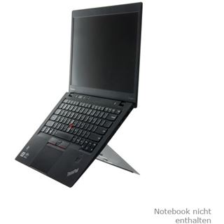 R-GO Tools Riser Attachable Laptopständer schwarz
