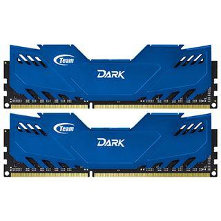 16GB TeamGroup Dark Series blau DDR3-1600 DIMM CL9 Dual Kit
