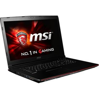 "Notebook 17.3"" (43,94cm) MSI GP72 2QE Leopard Pro - GP72-2QEi781FD"