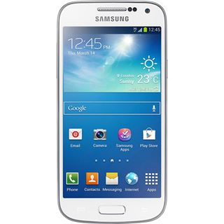 Samsung Galaxy S4 Mini Edition i9195i 8 GB weiß