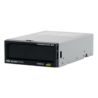 Tandberg Data RDX INT. DRIVE BLACK USB 3.0