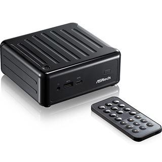 Asrock Beebox N3000/B/BB Barebone IntelN3000 2xSODIMM schwarz