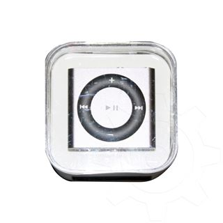 2GB Apple iPod Shuffle space grau