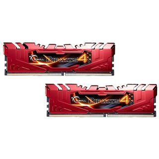 8GB G.Skill RipJaws 4 rot DDR4-2800 DIMM CL16 Dual Kit