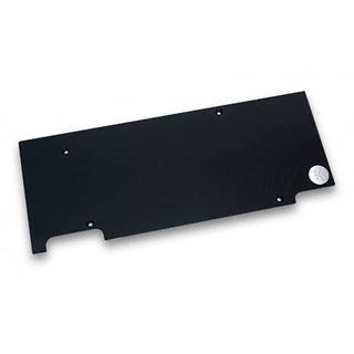 EK Water Blocks FC970 GTX TFX schwarz Backplate für GTX970 (3831109830727)
