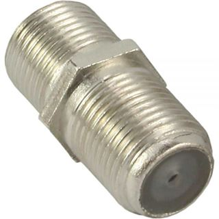 InLine SAT F-Verbinder Doppelbuchse F-Kupplung 10er Pack