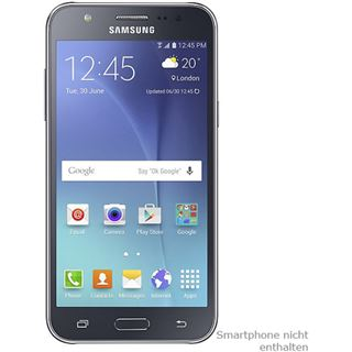 Samsung Galaxy J5 J500F 8 GB schwarz