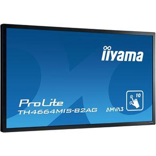 """46"""" (116,84cm) iiyama ProLite TH4664MIS-B2AG Touch schwarz"""