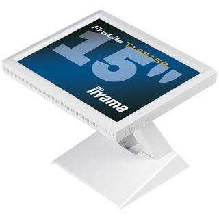 "15"" (38,10cm) iiyama T1531SR-W1 Touch Weiß 1024x768 1xDVI"