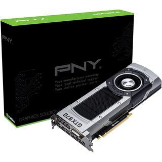 4GB PNY GeForce GTX 970 Aktiv PCIe 3.0 x16 (Retail)