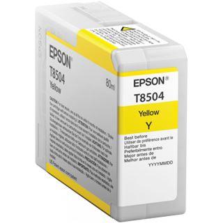 Epson C13T850400 Tinte gelb 80ml