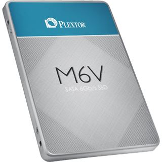 "256GB Plextor M6V 2.5"" (6.4cm) SATA 6Gb/s MLC Toggle (PX-256M6V)"