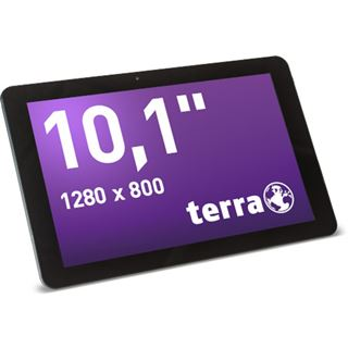 "10.1"" (25,65cm) Terra Pad 1003 3G / WiFi / Bluetooth 16GB schwarz"