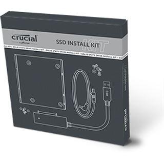 """Crucial Install Kit Einbaurahmen für 2,5"""" Festplatten"""