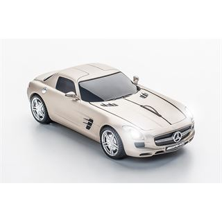 Pawas Trading GmbH Click Car Mercedes SLS AMG USB braun (kabellos)