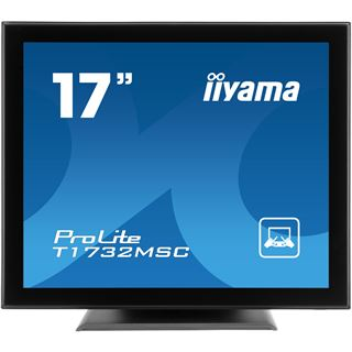 "17"" (43,18cm) iiyama ProLite T1732MSC-B1 Touch schwarz 1280x1024"