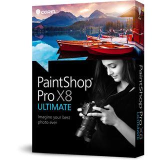 Corel Paintshop PRO X8 Ultimate multilingual