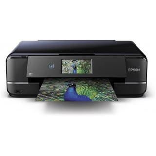 Epson Expression Photo XP-960 Tinte Drucken / Scannen / Kopieren Cardreader / LAN / USB 2.0 / WLAN