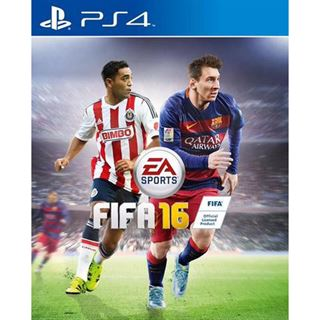 Electronic Arts FIFA 16 DE (PS4)