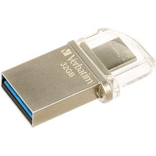 32 GB Verbatim Store n Go Classic gold USB 3.0