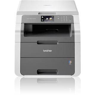 Brother DCP-9017CDW Farblaser Drucken / Scannen / Kopieren USB 2.0 /