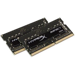 8GB HyperX Impact DDR4-2400 SO-DIMM CL14 Dual Kit
