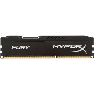 4GB HyperX FURY schwarz DDR3L-1866 DIMM CL11 Single