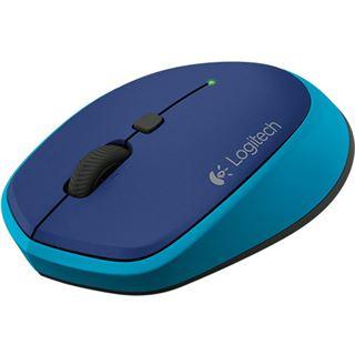 Logitech M335 USB blau (kabellos)