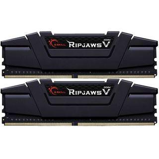 8GB G.Skill RipJaws V schwarz DDR4-3466 DIMM CL16 Dual Kit