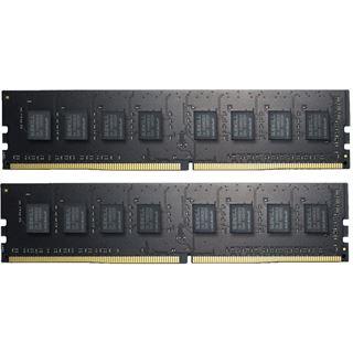 16GB G.Skill Value 4 DDR4-2133 DIMM CL15 Dual Kit