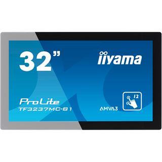 "31,5"" (80,01cm) iiyama ProLite TF3237MC-B1 Touch schwarz"