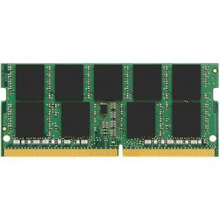 8GB Kingston ValueRAM Dual Rank DDR4-2133 SO-DIMM CL15 Single