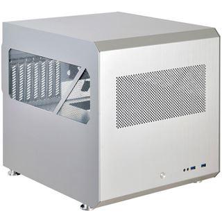Lian Li PC-V33A Midi Tower ohne Netzteil silber