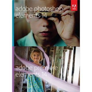Adobe Photoshop Elements 14.0 und Premiere Elements 14.0 deutsch