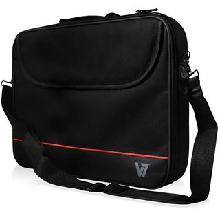 """V7 Laptop Frontloader 15.6"""" (39,62cm)"""