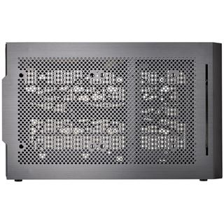 Lian Li PC-Q10WX mit Sichtfenster Mini-ITX ohne Netzteil schwarz