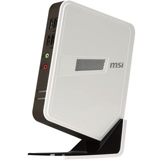MSI Wind Box DC111 W10372GXXDX81MB 1037U/2GB/64SSD/HD/Win8.1