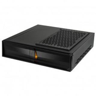 Silverstone RVZ02 Mini-ITX ohne Netzteil schwarz
