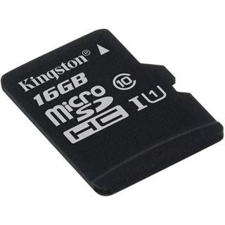 16 GB Kingston SDC10G2 microSDHC Class 10 Retail
