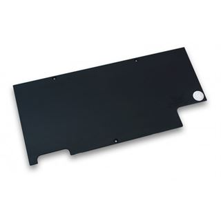 EK Water Blocks EK-FC980 GTX Ti Strix Backplate schwarz