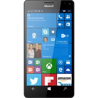 Microsoft Lumia 950 XL 32 GB schwarz