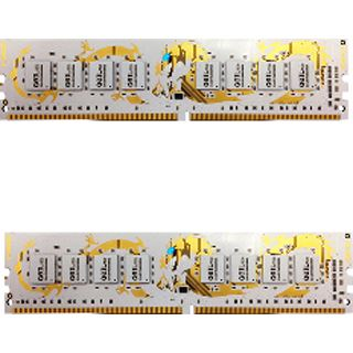 8GB GeIL white Dragon IC DDR4-3000 DIMM CL15 Dual Kit