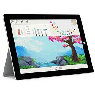 "10.8"" (27,40cm) Microsoft Surface 3 LTE / WiFi / UMTS / Bluetooth V4.0 / HSPA / HSPA+ 128GB schwarz"