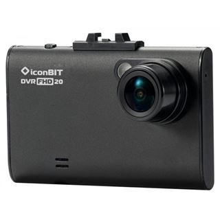 Iconbit Dashcam Auto DVR FHD 20 1080p Full HD LCD Display