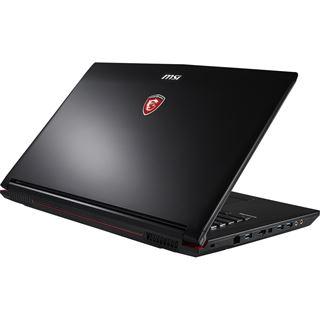 """Notebook 17.3"""" (43,94cm) MSI GP72 6QE Leopard Pro - GP72-6QE8H11"""
